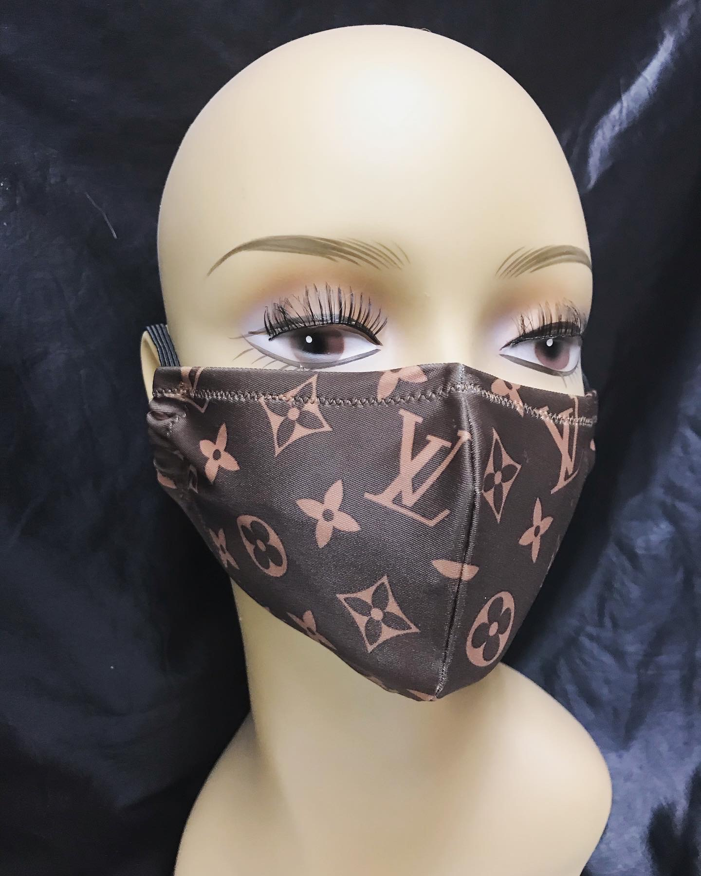 LV Fashion Masks 1