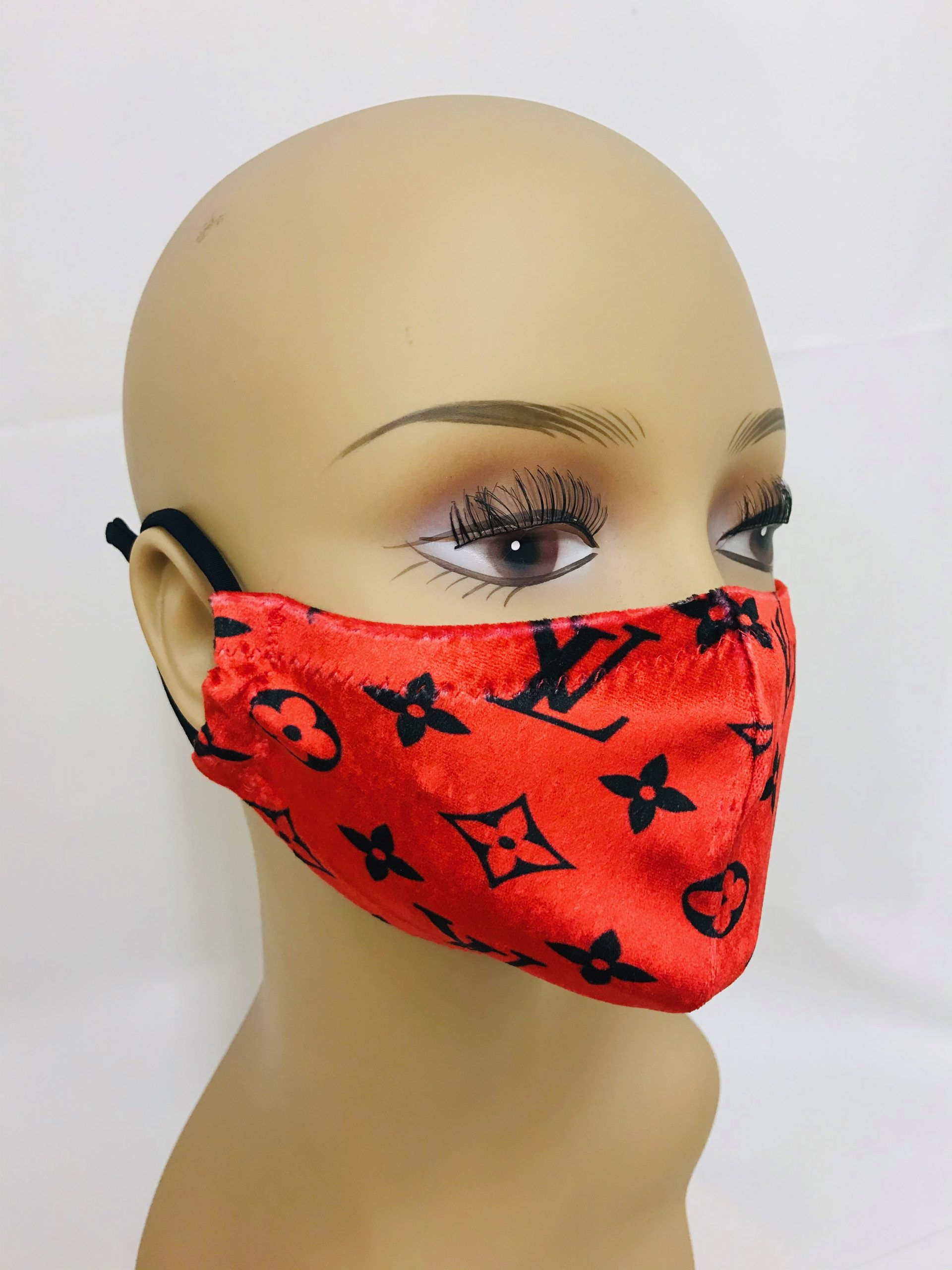 LV Fashion Masks 2